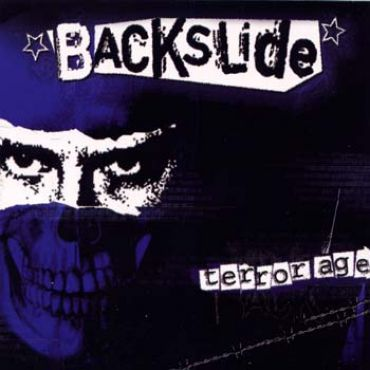 Backslide - Terror Age