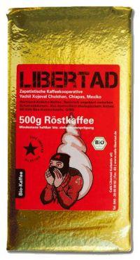Bio-Cafe Libertad 500gr gemahlen