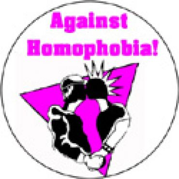 Against homophobia 2 (pink)