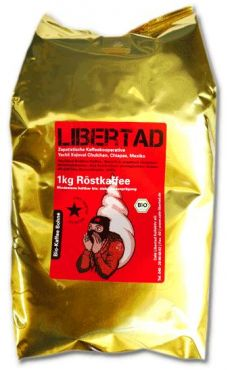 Bio-Cafe Libertad 1kg ganze Bohne