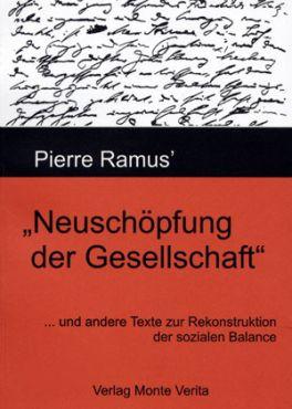 Neuschöpfung der Gesellschaft und andere Texte zur Rekonstruktion der sozialen Balance