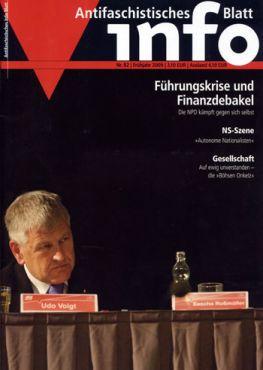 Antifaschistisches Infoblatt Nr. 82 (2009)
