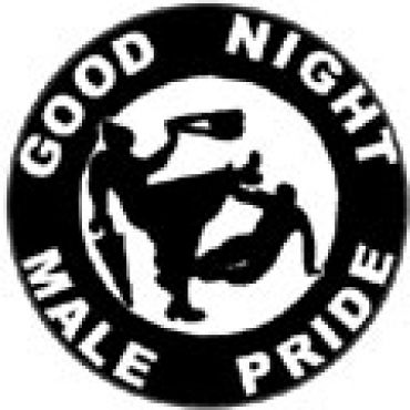 Good night, male pride!