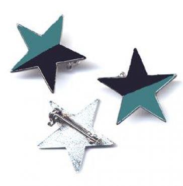 Stern schwarz-grün