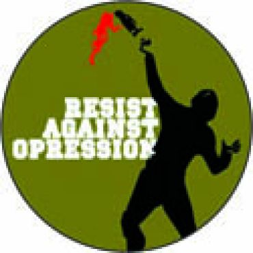 Resist against opression