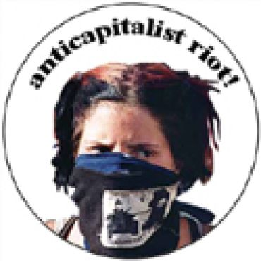 Anticapitalist riot