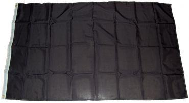 Fahne Schwarz
