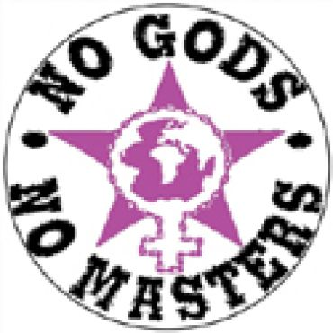 No gods, no masters 1