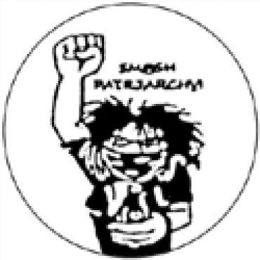 Smash patriarchy 1