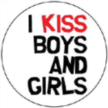 I kiss