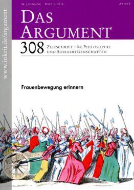 Das Argument 308: Frauenbewegung erinnern