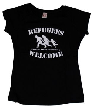 Refugees welcome (Taill / FT)