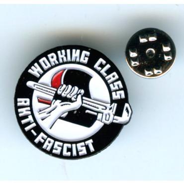 Metalpin Working class Anti-fascist