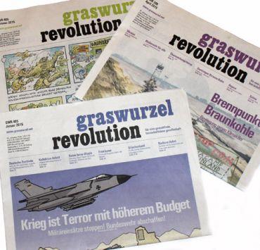 Schnupperpaket Graswurzelrevolution