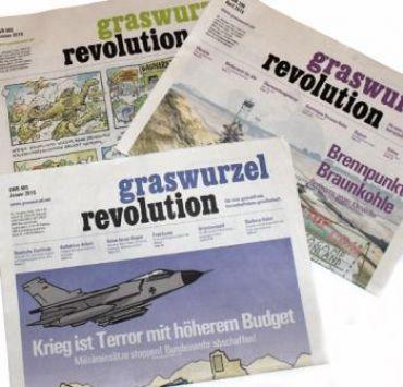 Graswurzelrevolution Paket