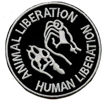 Animal Liberation - Human Liberation (gestickt)