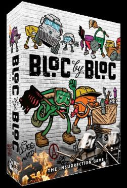 Bloc by Bloc: The Insurrection Game Version 2