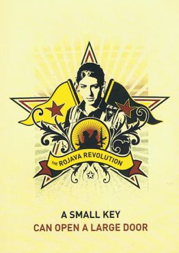 The Rojava Revolution. A small key can open a large door