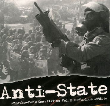 Anti-State. Anarcho-Punk Compilation Vol. 2