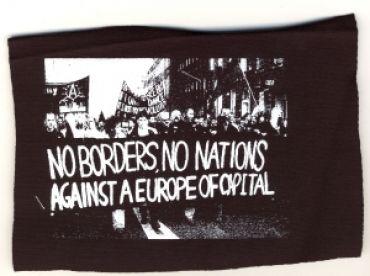 No border, no nations