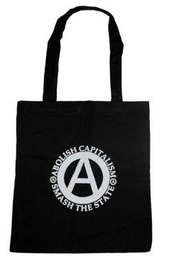 Stoffbeutel Abolish capitalism