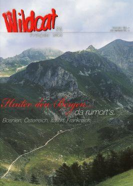 Wildcat Nr. 96 (Frühling 2014)