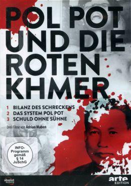 Pol Pot und die Roten Khmer (DVD)