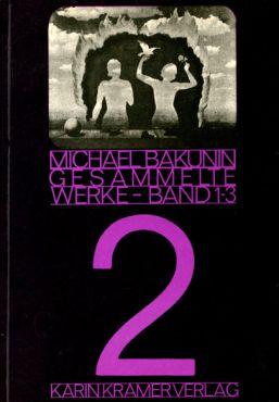 (Antiquariat) Bakunin - Gesammelte Werke Band 2