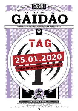 Gaidao Nr. 106 (Jänner 2020)