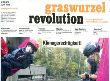 Graswurzelrevolution Nr. 438 (April 2019)