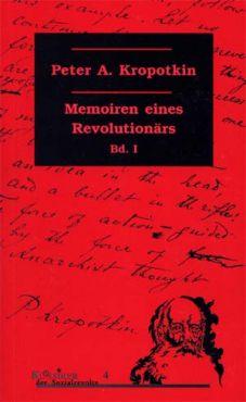 Memoiren eines Revolutionärs, Band 1