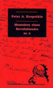 Memoiren eines Revolutionärs, Band 2