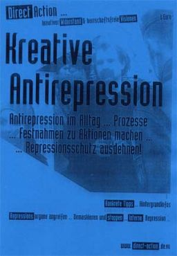 Direct Action - Heft: Kreative Antirepression