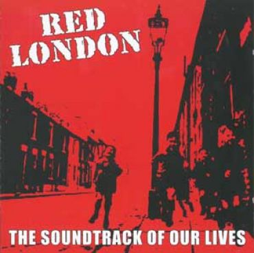 Red London - The soundtrack of our lives (CD)