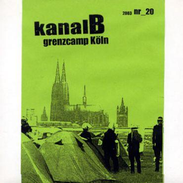 Grenzcamp in Köln 2003
