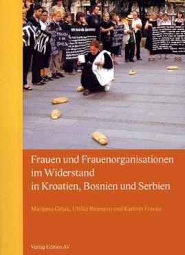 Frauen und Frauenorganisationen in Kroatien, Bosnien und Serbien