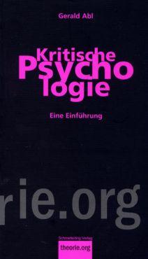 Kritische Psychologie. Eine Einführung