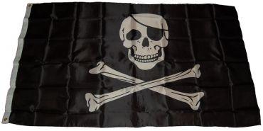 Fahne Piratenfahne