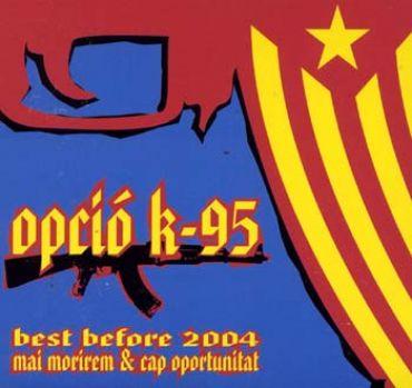 Opcio K95 - Best before 2004