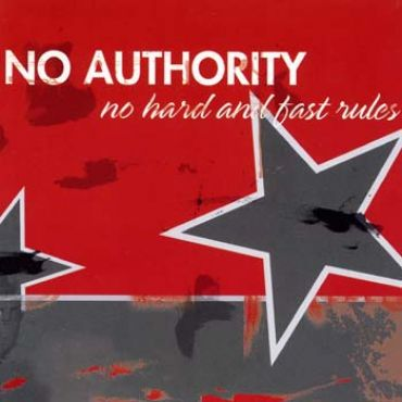 No Authority - No hard and fast rules