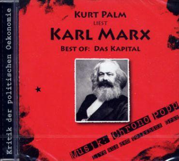 Kurt Palm liest Karl Marx (CD)