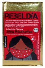 Bio-Espresso Rebeldia 250gr gemahlen