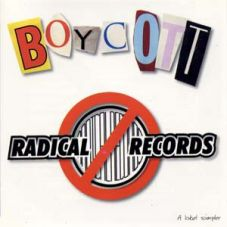 Boycott radical records