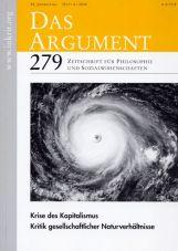 Das Argument 279: Krise des Kapitalismus