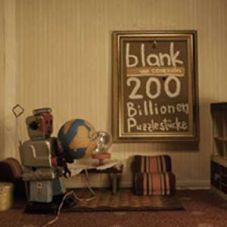 Blank - 200 Millionen Puzzelstücke