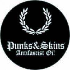 Punks & Skins - Antifascists Oi!