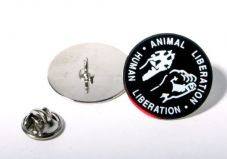 Metalpin Animal liberation
