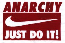 Anarchy - just do it!