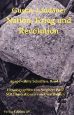 Nation, Krieg und Revolution (Werke Band 4)