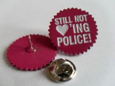 Metalpin Still not loving police!